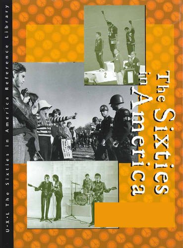 9780787692476: Sixties in America Reference Library: Biographies