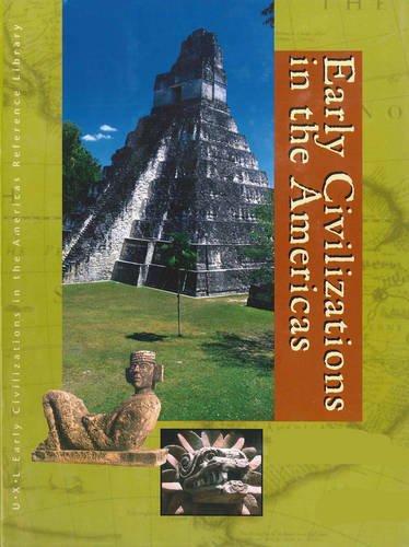 Early Civilizations in the Americas Almanac (Hardback): Sonia Benson