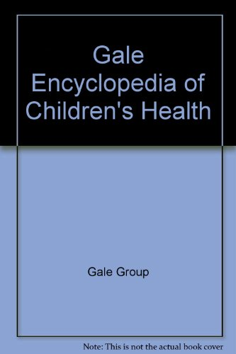 Gale Ency of Childrens Health: Infancy Thrgh Adolescence V2 (Hardback): Gale Group