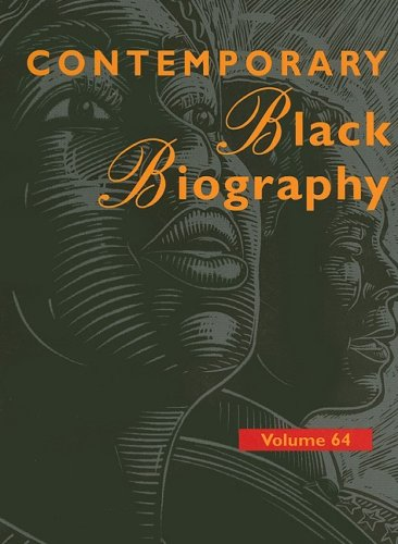 Contemporary Black Biography: Profiles from the International: Pendergast, Tom, Pendergast,