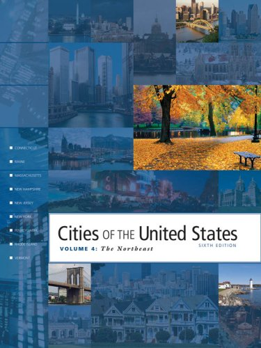 9780787696290: Cities of the United States (Cities of the United States (4v.))