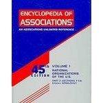 9780787696863: Encyclopedia of Associations: National Organizations of U.S. Parts 1 & 2: Name and Keyword Index