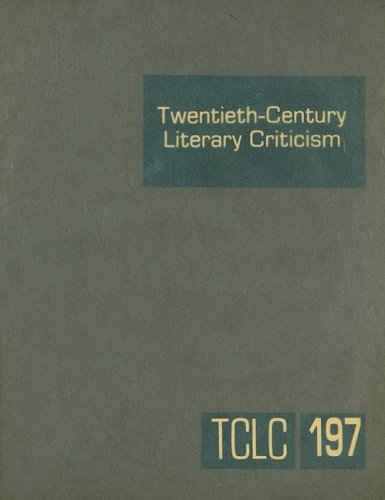 Twentieth-Century Literary Criticism, Vol. 197: Schoenberg, Thomas