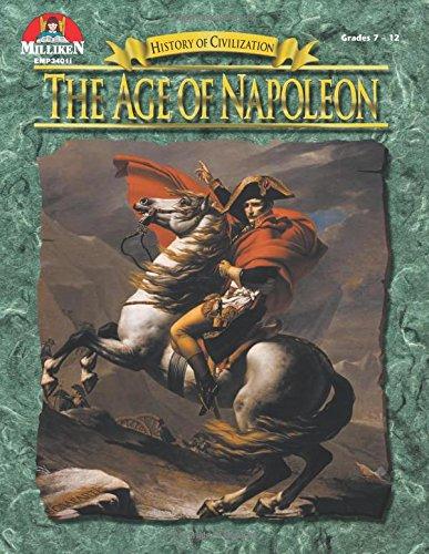 9780787704254: The Age of Napoleon, Grades 7-12 (History of Civilization)
