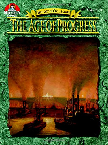 9780787704278: History of Civilization - The Age of Progress