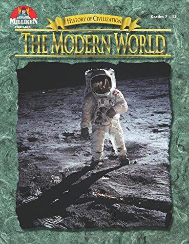 9780787704292: The Modern World, Grades 7-12 (History of Civilization)