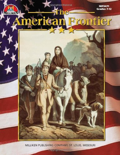 9780787705299: The American Frontier