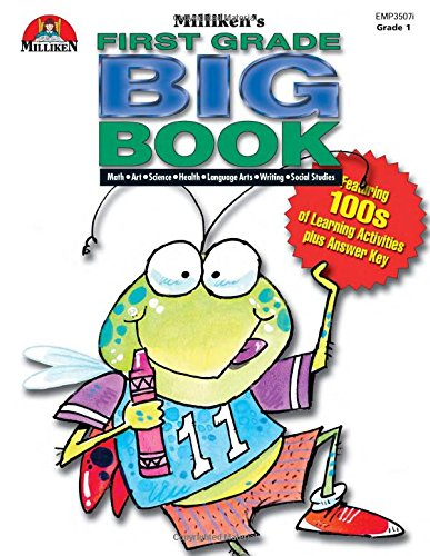 First Grade Big Book: Lisa Marty