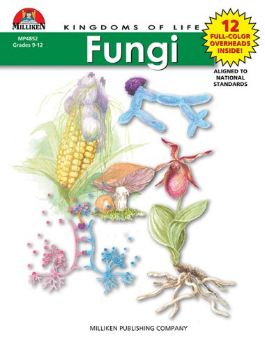 9780787706203: Kingdoms of Life - Fungi