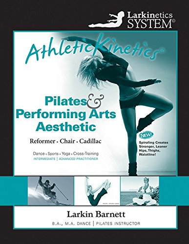 9780787711313: AthleticKinetics: Pilates and Performing Arts Aesthetic (Resource Guide)