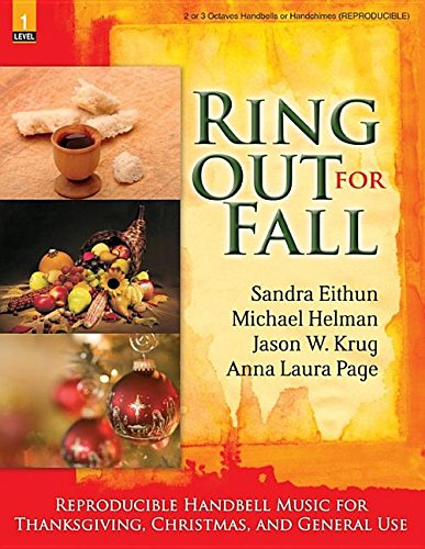9780787713478: Ring Out for Fall: Reproducible Handbell Music for Thanksgiving, Christmas, and General Use