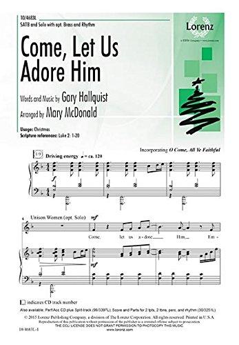 9780787714581: Come, Let Us Adore Him