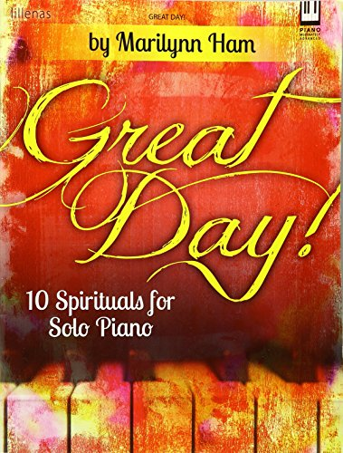9780787718367: Great Day!: 10 Spirituals for Solo Piano
