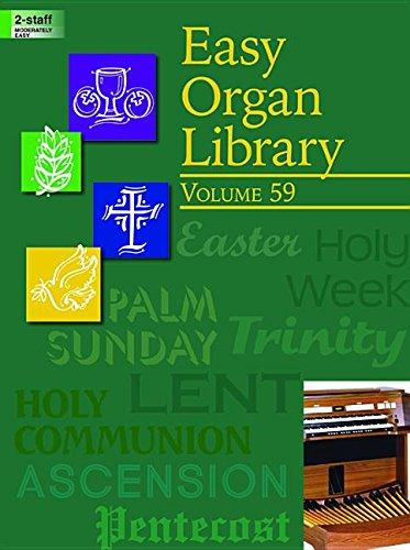 9780787721695: Easy Organ Library, Vol. 59