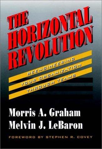 9780787900465: The Horizontal Revolution: Reengineering Your Organization Through Teams (Jossey-Bass Management)