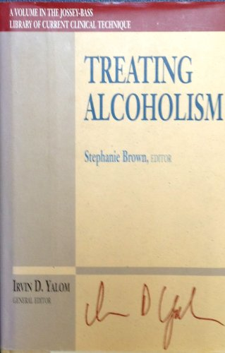 9780787900687: Treating Alcoholism (Jossey Bass Social and Behavioral Science Series)