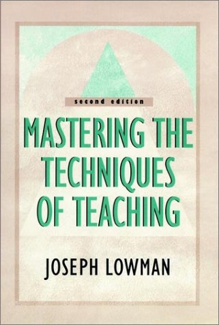 9780787901271: Mastering the Techniques of Teaching (Jossey Bass Higher and Adult Education)