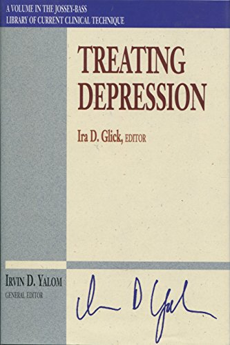 9780787901448: Treating Depression (Jossey-Bass Library of Current Clinical Technique)