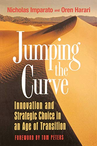 9780787901837: Jumping the Curve: Innovation and Strategic Choice in an Age of Transition