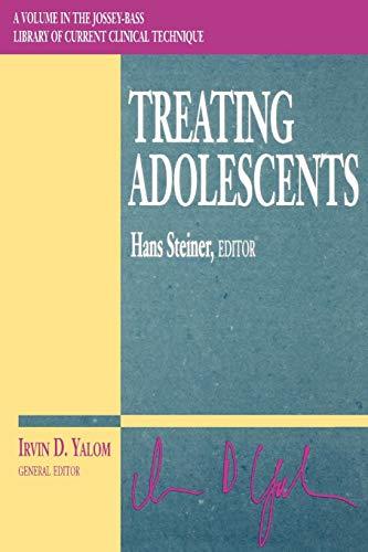 9780787902063: Treating Adolescents
