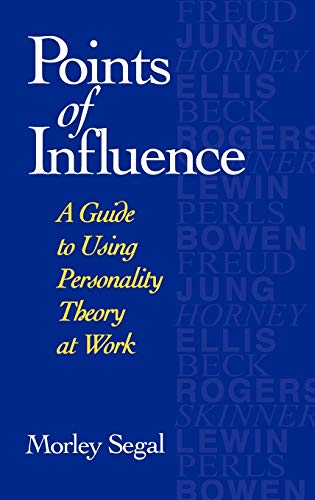 9780787902605: Points of Influence: A Guide to Using Personality Theory at Work