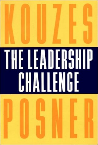 9780787902698: The Leadership Challenge: How to Keep Getting Extraordinary Things Done in Organizations (J–B Leadership Challenge: Kouzes/Posner)