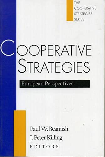 9780787908157: Cooperative Strategies