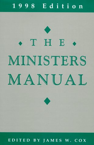 9780787908829: The Minister's Manual