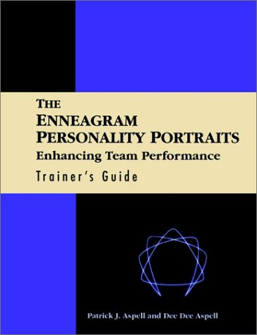 9780787908874: The Enneagram Personality Portraits: Enhancing Team Performance - Trainer's Guide