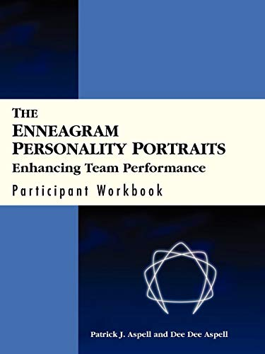 9780787908881: The Enneagram Personality Portraits: Enhancing Team Performance - Participant Workbook