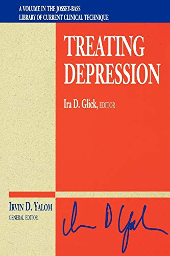 9780787915858: Treating Depression P (Jossey-Bass Library of Current Clinical Technique)