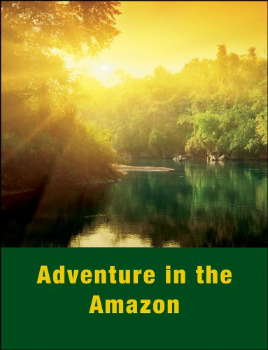 9780787939809: Adventure in the Amazon: Activity Booklet (Business)