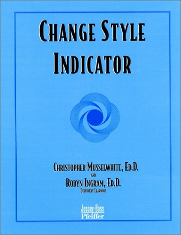 9780787939939: Change Style Indicator Instrument