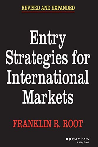 9780787945718: Entry Strategies for International Markets