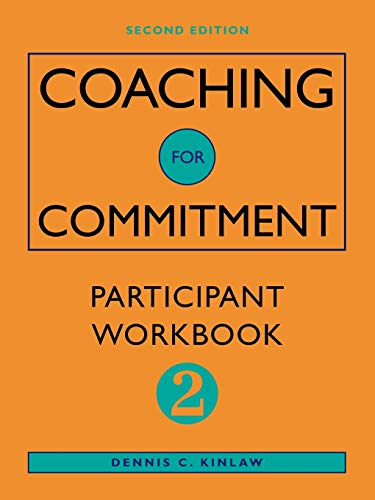 9780787946180: Coaching for Commitment: Participant Workbook 2