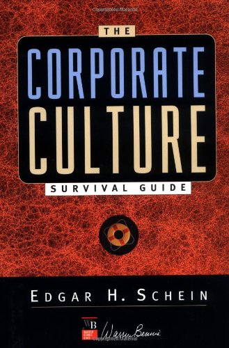 9780787946999: The Corporate Culture Survival Guide: Sense and Nonsense About Culture Change
