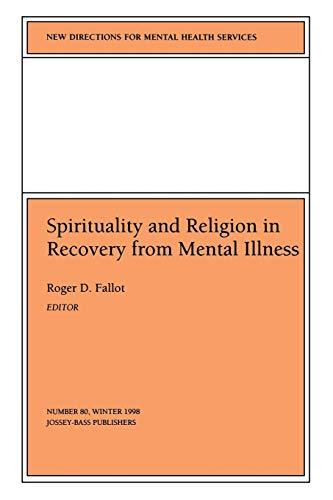 Spirituality Religion Recovery