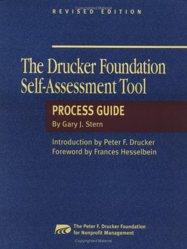 9780787947309: The Drucker Foundation Self-Assessment Tool (SAT II) Set, (includes the Revised Process Guide & 1 Participant Workbook)