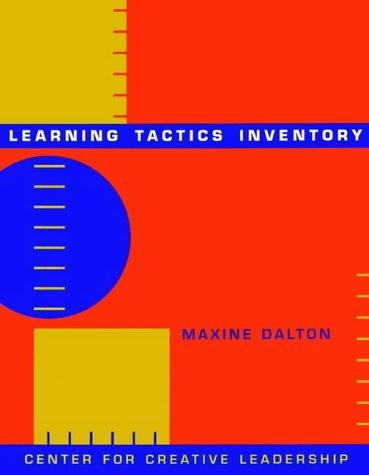 9780787948429: Learning Tactics Inventory: Participant's Workbook