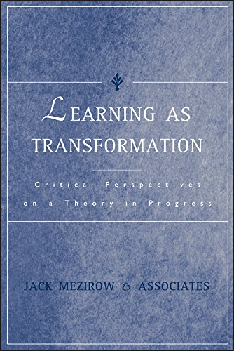 9780787948450: Learning as Transformation: Critical Perspectives on a Theory in Progress