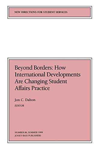 Beyond Borders: How International Developments are Changing Student Affairs Practice : New ...