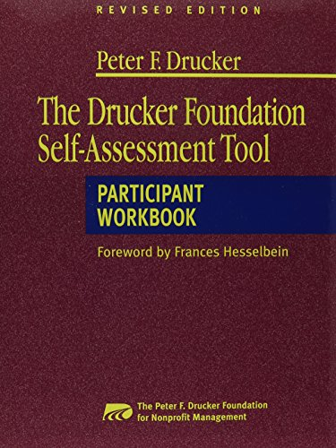 9780787949952: The Drucker Foundation Self-Assessment Tool. Participant Workbook . (5 Pack Set)