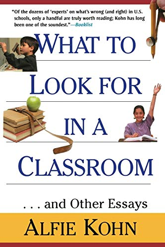 9780787952839: What to Look for in a Classroom: And Other Essays