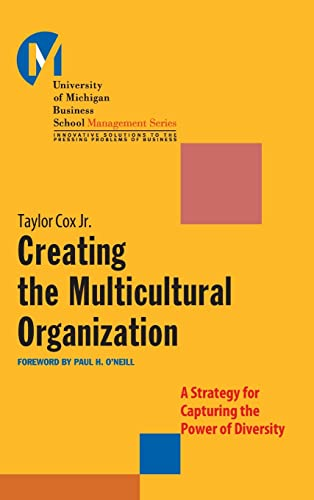 9780787955847: Creating the Multicultural Organization: A Strategy for Capturing the Power of Diversity