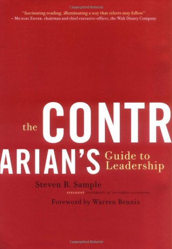 9780787955878: The Contrarian's Guide to Leadership