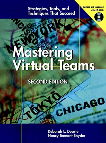 9780787955892: Mastering Virtual Teams: Strategies, Tools, and Techniques That Succeed