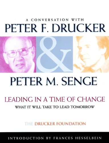 9780787956035: Leading in a Time of Change: What It Will Take to Lead Tomorrow