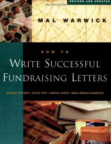 9780787956523: How to Write Successful Fundraising Letters