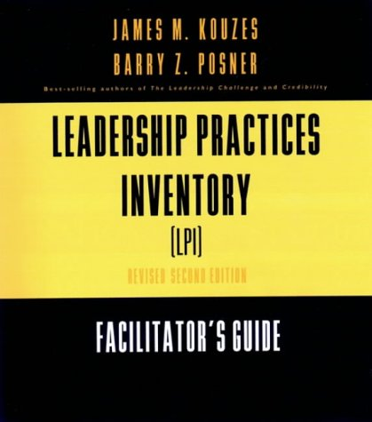 The Leadership Practices Inventory (LPI)-Facilitator's Guide Package,: James M. Kouzes