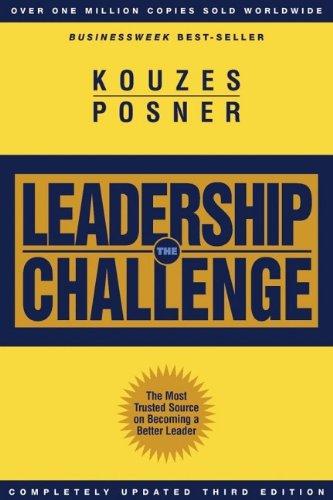The Leadership Challenge, Third Edition: James M. Kouzes;